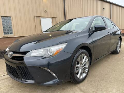2016 Toyota Camry for sale at Prime Auto Sales in Uniontown OH