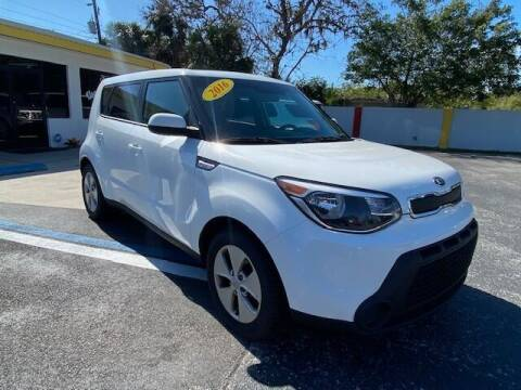 2016 Kia Soul for sale at Used Cars of SWFL in Fort Myers FL