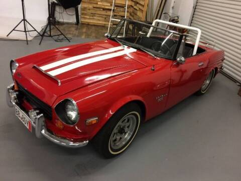 1970 Datsun Roadster for sale at Classic Car Deals in Cadillac MI