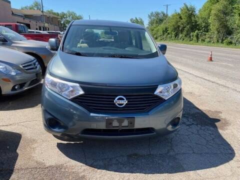 2013 Nissan Quest for sale at NORTH CHICAGO MOTORS INC in North Chicago IL