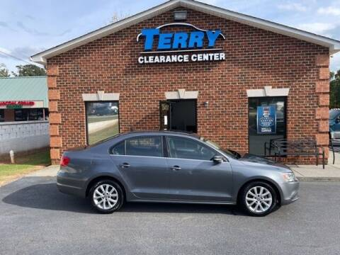 2014 Volkswagen Jetta for sale at Terry Clearance Center in Lynchburg VA