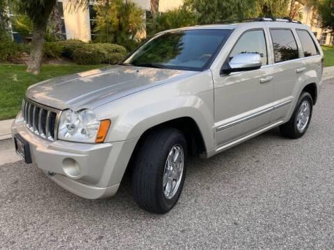 2006 Jeep Grand Cherokee for sale at Donada  Group Inc in Arleta CA