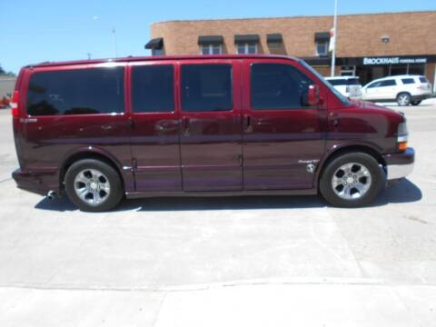 2006 Chevrolet Express Cargo for sale at Creighton Auto & Body Shop in Creighton NE