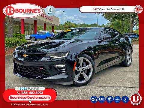 2017 Chevrolet Camaro for sale at Bourne's Auto Center in Daytona Beach FL