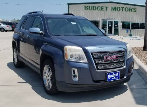 2013 GMC Terrain for sale at Budget Motors in Aransas Pass TX