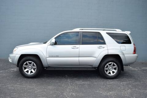 2004 Toyota 4Runner for sale at Precision Imports in Springdale AR