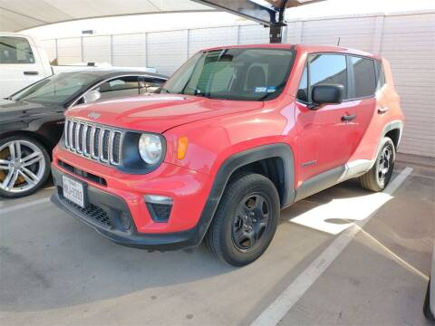 2019 Jeep Renegade for sale at Excellence Auto Direct in Euless TX