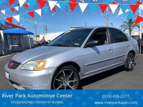 2003 Honda Civic for sale at River Park Automotive Center in Fresno CA