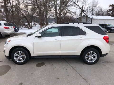 2013 Chevrolet Equinox for sale at 6th Street Auto Sales in Marshalltown IA
