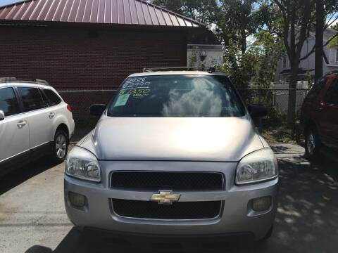 2006 Chevrolet Uplander for sale at Chambers Auto Sales LLC in Trenton NJ