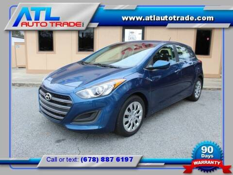 2016 Hyundai Elantra GT for sale at ATL Auto Trade, Inc. in Stone Mountain GA