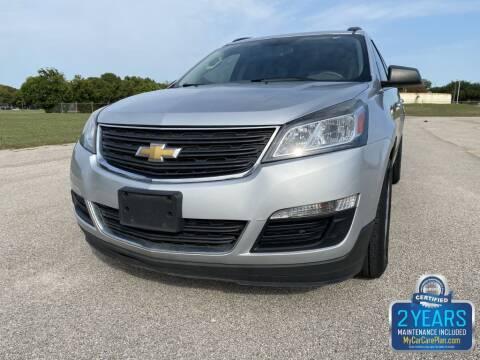 2016 Chevrolet Traverse for sale at Destin Motors in Plano TX