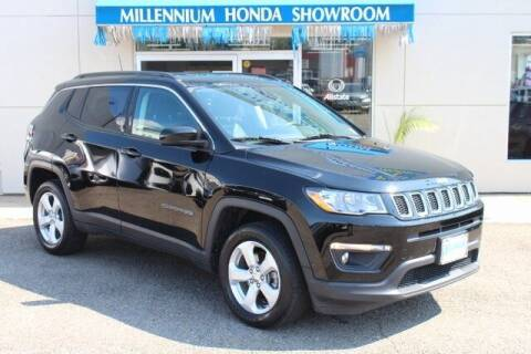 2018 Jeep Compass for sale at MILLENNIUM HONDA in Hempstead NY