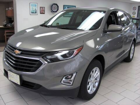 2018 Chevrolet Equinox for sale at Kens Auto Sales in Holyoke MA