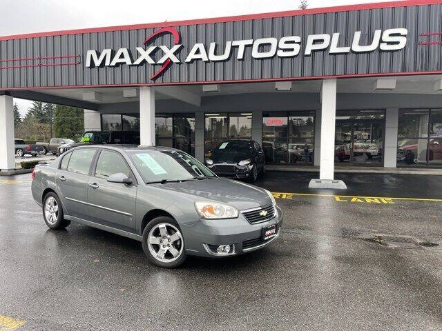 2006 Chevrolet Malibu for sale at Maxx Autos Plus in Puyallup WA