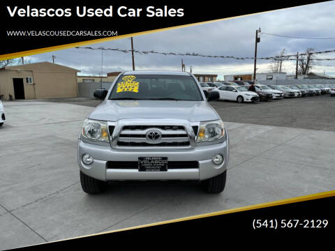 2008 Toyota Tacoma for sale at Velascos Used Car Sales in Hermiston OR