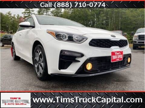 2019 Kia Forte for sale at TTC AUTO OUTLET/TIM'S TRUCK CAPITAL & AUTO SALES INC ANNEX in Epsom NH