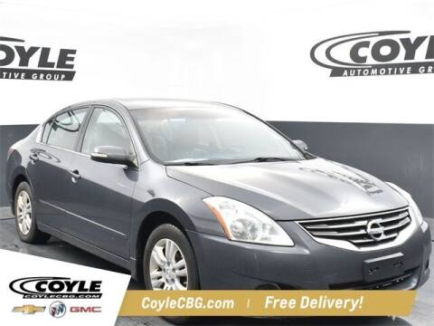2012 Nissan Altima for sale at COYLE GM - COYLE NISSAN - New Inventory in Clarksville IN