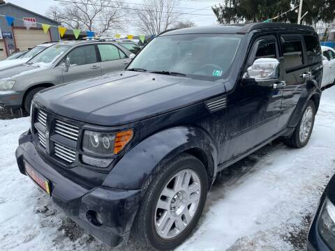 2011 Dodge Nitro for sale at Trocci's Auto Sales in West Pittsburg PA