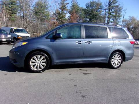 2017 Toyota Sienna for sale at Mark's Discount Truck & Auto Sales in Londonderry NH