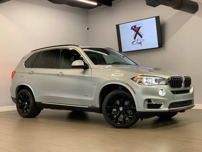 2016 BMW X5 for sale at TX Auto Group in Houston TX