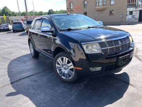 2008 Lincoln MKX for sale at RT Auto Center in Quincy IL