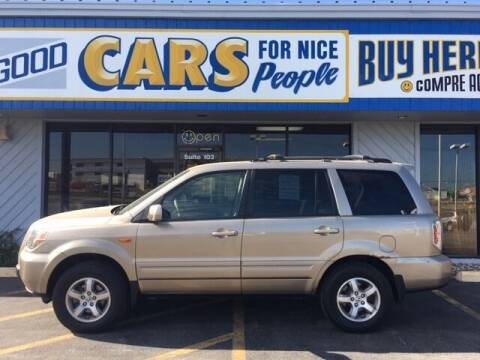 2006 Honda Pilot for sale at Good Cars 4 Nice People in Omaha NE