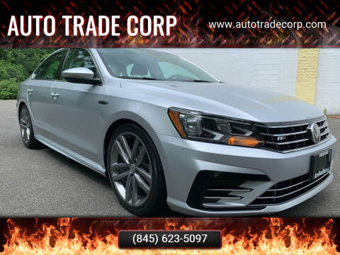 2017 Volkswagen Passat for sale at AUTO TRADE CORP in Nanuet NY