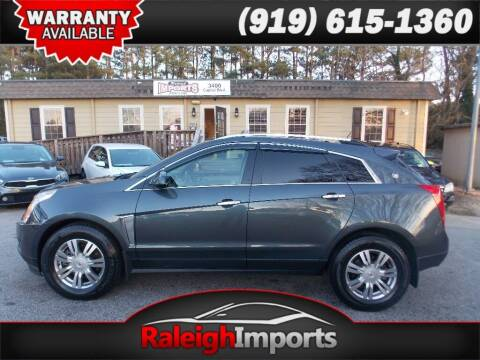 2013 Cadillac SRX for sale at Raleigh Imports in Raleigh NC