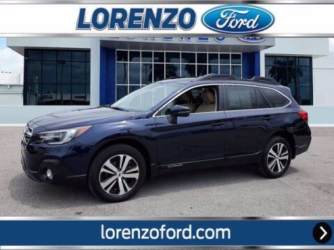 2018 Subaru Outback for sale at Lorenzo Ford in Homestead FL