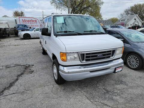 2006 Ford E-Series Cargo for sale at ROYAL AUTO SALES INC in Omaha NE