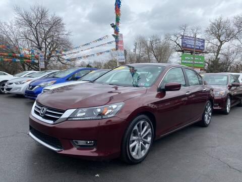 2013 Honda Accord for sale at WOLF'S ELITE AUTOS in Wilmington DE
