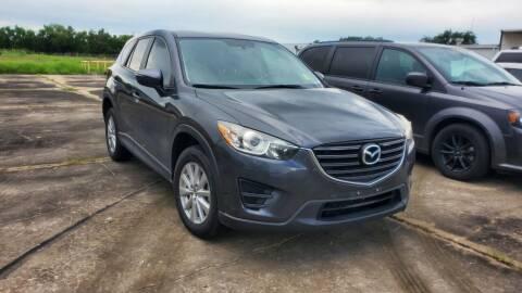 2016 Mazda CX-5 for sale at Zora Motors in Houston TX