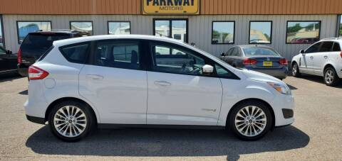 2018 Ford C-MAX Hybrid for sale at Parkway Motors in Springfield IL
