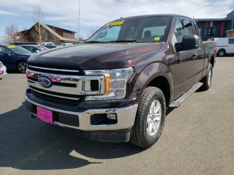 2018 Ford F-150 for sale at Snyder Motors Inc in Bozeman MT