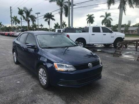 2014 Volkswagen Jetta for sale at Denny's Auto Sales in Fort Myers FL