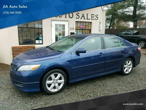 2007 Toyota Camry for sale at JIA Auto Sales in Port Monmouth NJ