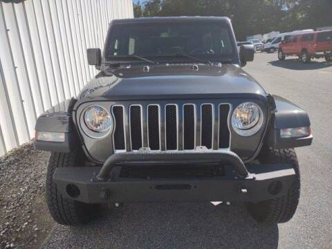 2020 Jeep Wrangler Unlimited for sale at CU Carfinders in Norcross GA