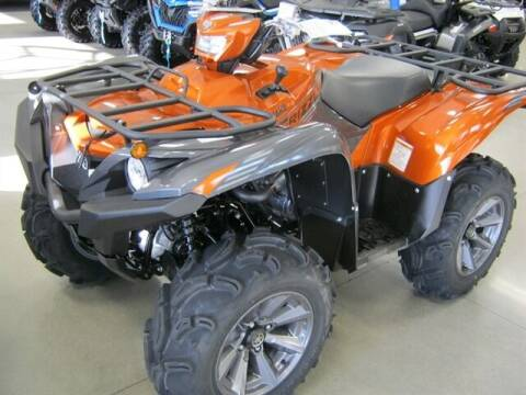 2021 Yamaha GRIZZLY  700 SE for sale at Honda West in Dickinson ND