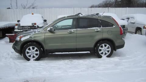 2008 Honda CR-V for sale at Superior Auto of Negaunee in Negaunee MI