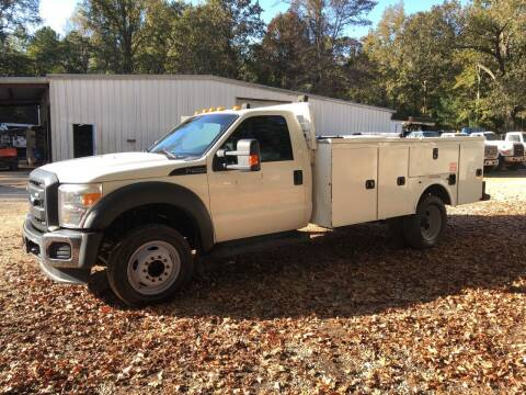 2016 Ford F-450 Super Duty for sale at M & W MOTOR COMPANY in Hope AR