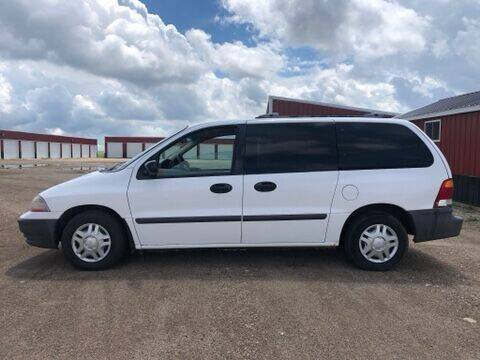 2000 Ford Windstar for sale at TnT Auto Plex in Platte SD