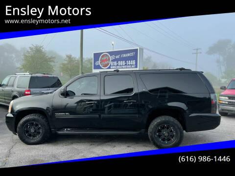 2012 GMC Yukon XL for sale at Ensley Motors in Allendale MI