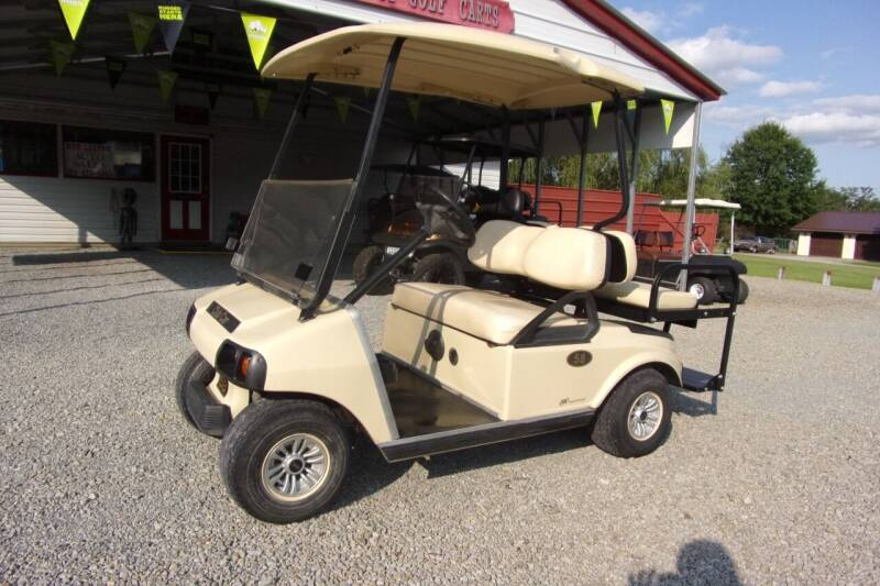 2009 Club Car DS 48 Volt New Batteries for sale at Area 31 Golf Carts - Electric 4 Passenger in Acme PA