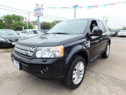 2011 Land Rover LR2 for sale at AMD AUTO in San Antonio TX