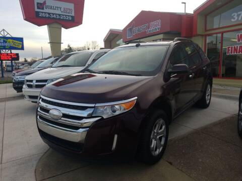 2011 Ford Edge for sale at Quality Auto Today in Kalamazoo MI