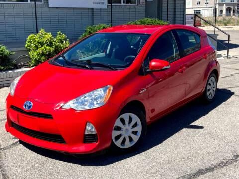 2013 Toyota Prius c for sale at Clean Fuels Utah in Orem UT