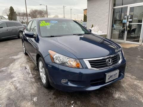 2010 Honda Accord for sale at Streff Auto Group in Milwaukee WI