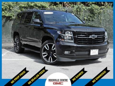 2020 Chevrolet Tahoe for sale at Rockville Centre GMC in Rockville Centre NY