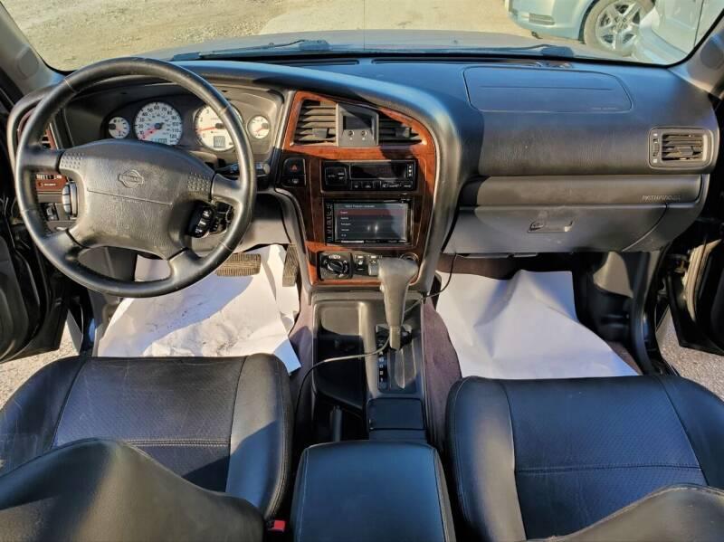 2001 Nissan Pathfinder LE 4WD 4dr SUV - Ankeny IA